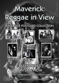 Exclusive Postcard Collection - Reggae In View - Classic Series 1 - 6 postcards - Black & White
